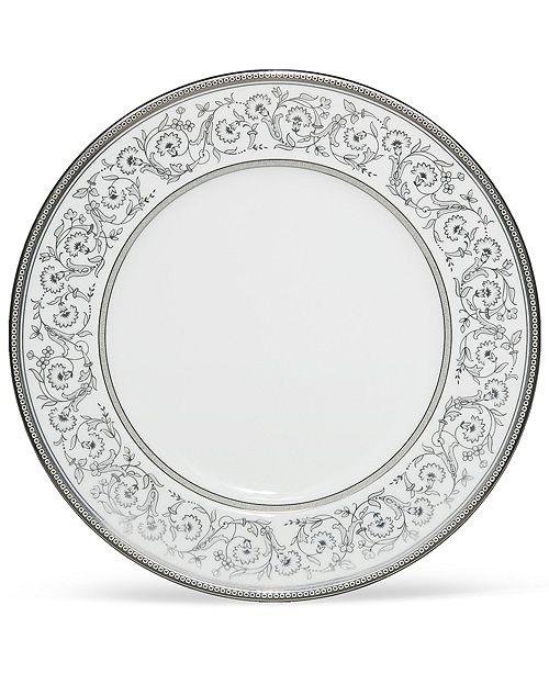 """Noritake Summit Platinum Salad Plate, 8-1/4"""""""