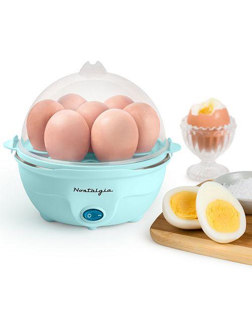 HomeCraft Nostalgia EC7AQ Premium 7-Egg Cooker