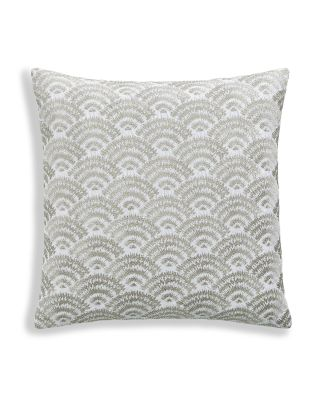 """Petal 20""""x20"""" Decorative Pillow, Created for Macy's"""