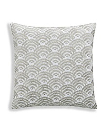"Petal 20""x20"" Decorative Pillow, Created for Macy's"