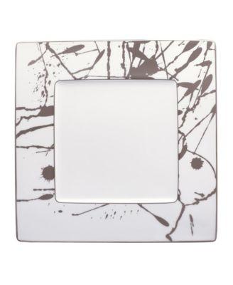 Raptures Platinum Square Plate