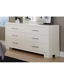 Jessica 6-Drawer Dresser