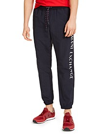 Men's Cropped Jogger Pants