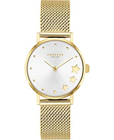 Women's Perry Gold-Tone Stainless Steel Bracelet Watch 28mm