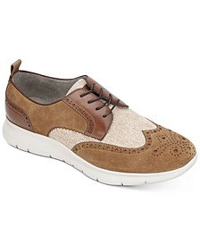 Men's Trent Wingtip Flex Oxfords