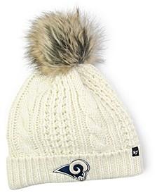 Women's Los Angeles Rams Meeko Knit Hat