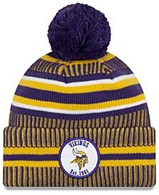 Boys' Minnesota Vikings Home Sport Knit Hat