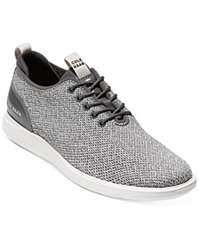Men's Grand Plus Essex Distance Knit Oxfords