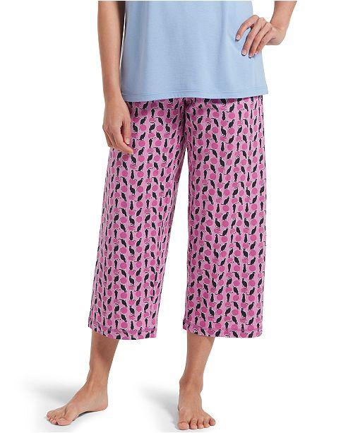 Hue Balancing Cat Pajama Pants