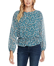 Woodland Floral Top
