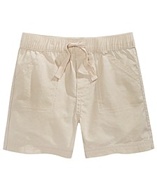 Toddler Boys Woven Cotton Shorts, Created for Macy's