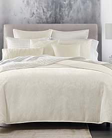 Hotel Collection Artisan King Duvet, Created for Macy's