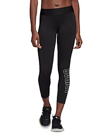 Women's Alphaskin Compression 7/8 Leggings