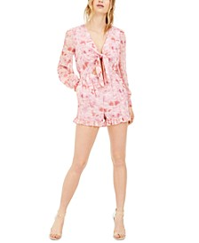 Floral-Print Romper, Created for Macy's