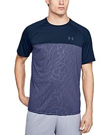 Men's Tech™ 2.0 Emboss Short Sleeve