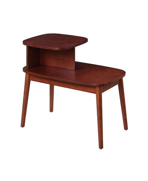 Convenience Concepts Maxwell Mid Century End Table