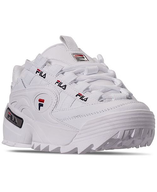 Fila Women's D Formation Casual Sneakers from Finish Line