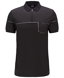 BOSS Men's Philix Slim-Fit Polo Shirt