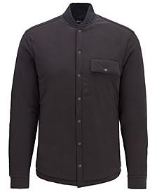 BOSS Men's Relaxed-Fit Overshirt