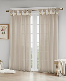 Rosette Curtain Collection