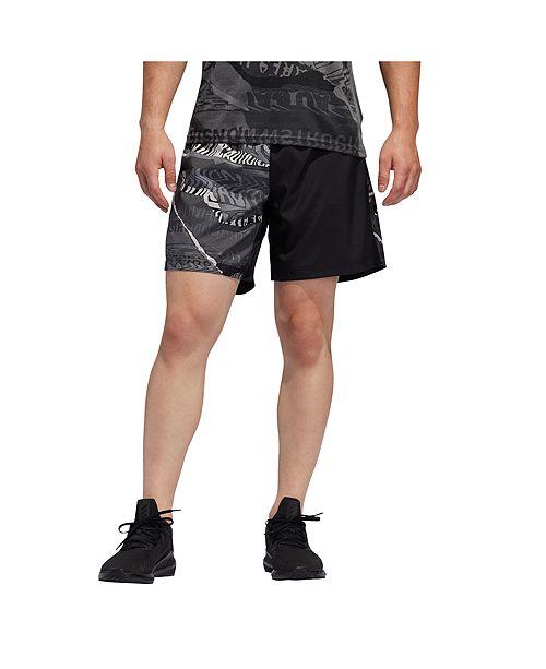 Men's Aeroready Printed Running Shorts