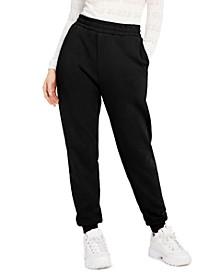 ECO Amber Curved Logo Jogger Pants