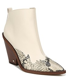 Ilah Western Boots