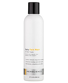 Daily Face Wash Cleanser For Men 8 FL.OZ