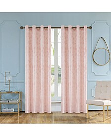 """Skye Room Darkening Curtain, 95"""" L x 54"""" W"""