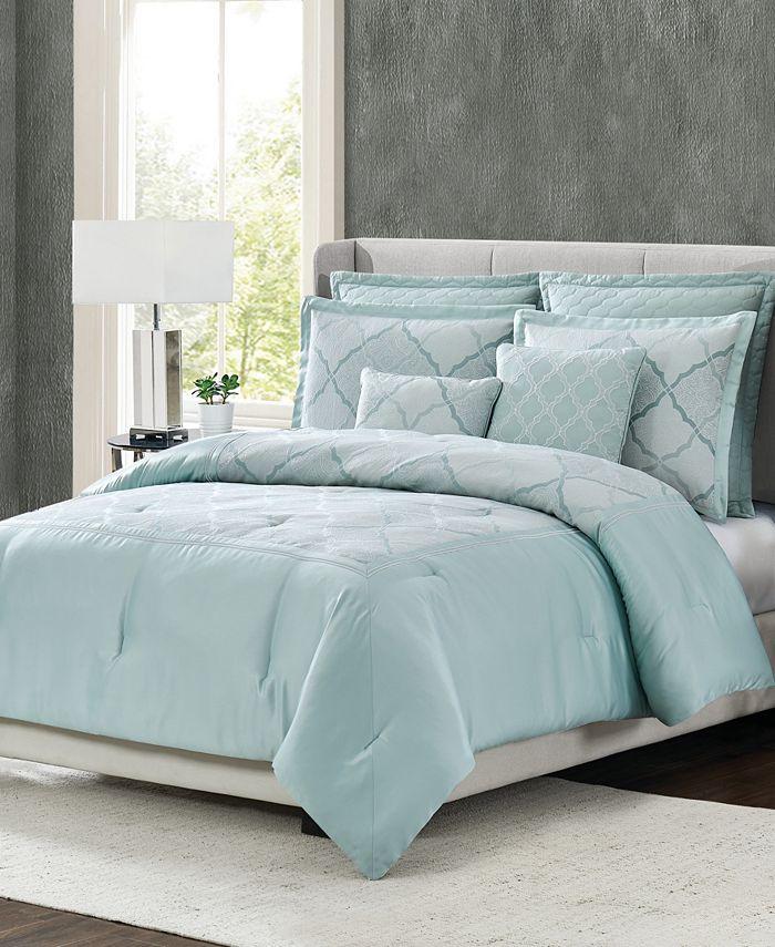 Pem America - 5th Avenue Lux Roya 7-Piece King Comforter Set