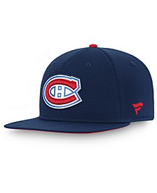 Montreal Canadiens Authentic Pro Rinkside Snapback Cap