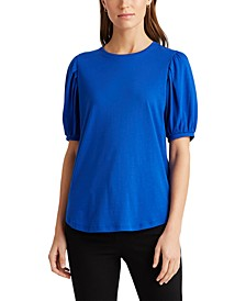 Cotton-Jersey Top