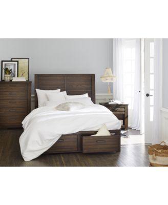 Ruff Hewn King Storage Bed