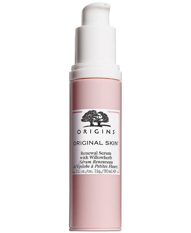 Origins Original Skin™ Renewal Serum with Willowherb, 1.7 oz