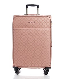 "Fashion Travel Janelle 24"" Softside Check-In Spinner"