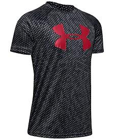 Big Boys Big Logo UA Tech™ Training T-Shirt