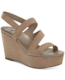 Velley Platform Wedges
