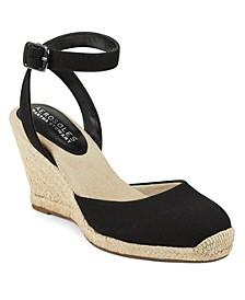 Martha Stewart Meadow Wedge Sandals