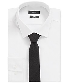 BOSS Men's Italian-Made T-Tie