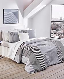 Lacoste Meribel King Reversible Comforter Set
