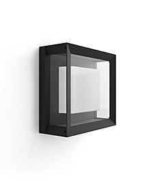 Hue Outdoor Econic Square Wall/Ceiling Light