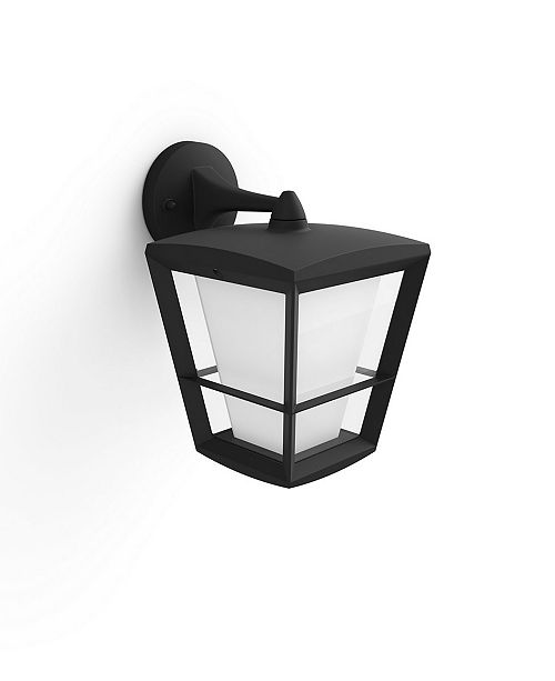 Philips Hue Outdoor Econic Top-Mounted Wall Lantern