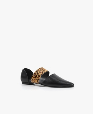 Women's Jungle Band D'Orsay Flat Women's Shoes