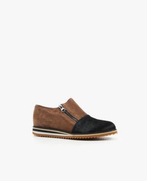 Cap and Zip Sneaker Women's Shoes