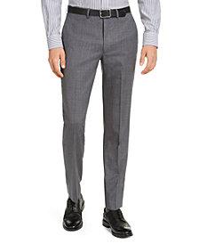 DKNY Men's Slim-Fit Stretch Suit Pants
