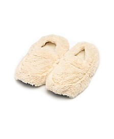 Plush Slippers Snowy