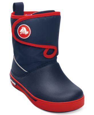Crocs Kids Shoes, Boys or Girls Crocband? II.5 Gust Boots
