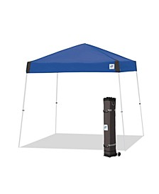 Vantage Instant Shelter Straight Leg Portable Popup Canopy Tent 100 Square Feet of Shade