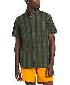 Men's Hammetts II Standard-Fit Plaid Shirt