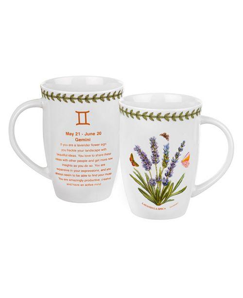 Portmeirion Botanic Garden Gemini Mug Lavender